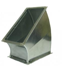 Особенности конструкции отводов прямоугольного сечения