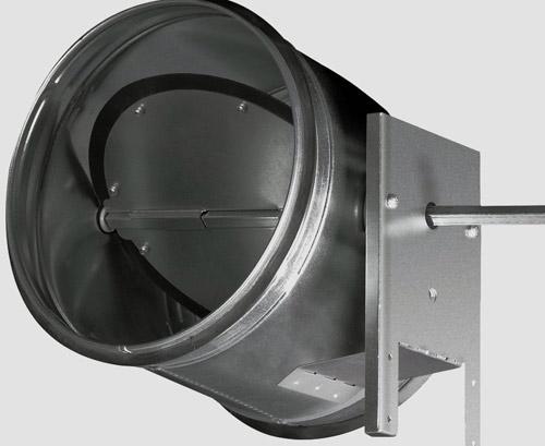 Типы вентиляционных клапанов