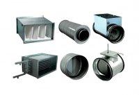 Шумоглушители для систем вентиляции