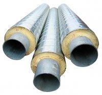 Используйте оболочки оцинкованные - изоляция трубопроводов прослужит долго!