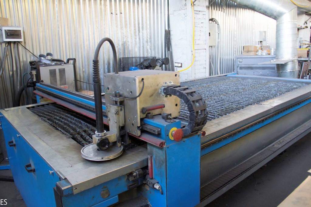 Производство фасонных изделий