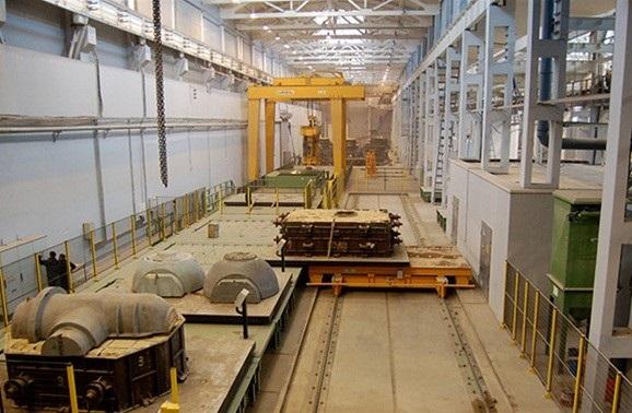 Завод Тяжпромарматура, г. Алексин