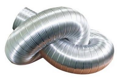 Гибкие и полужесткие воздуховоды