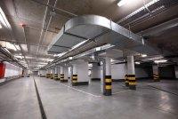 Вентиляция и противодымная защита подземных автостоянок