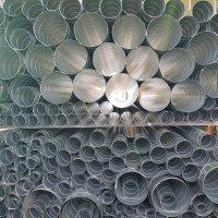 Воздуховоды круглого сечения - классификация