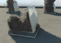 Применение дымовых клапанов в системах дымоудаления