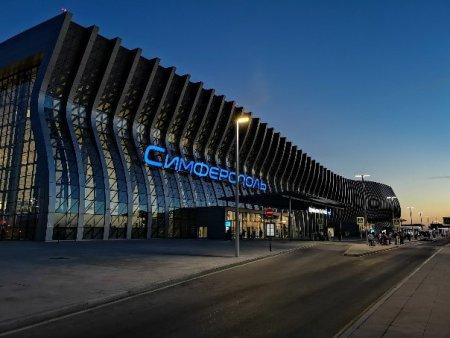 Симферополь, Аэропорт