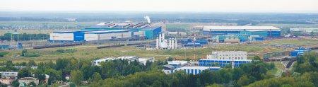 Калужская обл., Индустриальный парк Ворсино