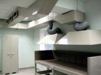 Вентиляция лаборатории